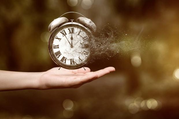 Objetivos e Metas: Tempo e Paciência.