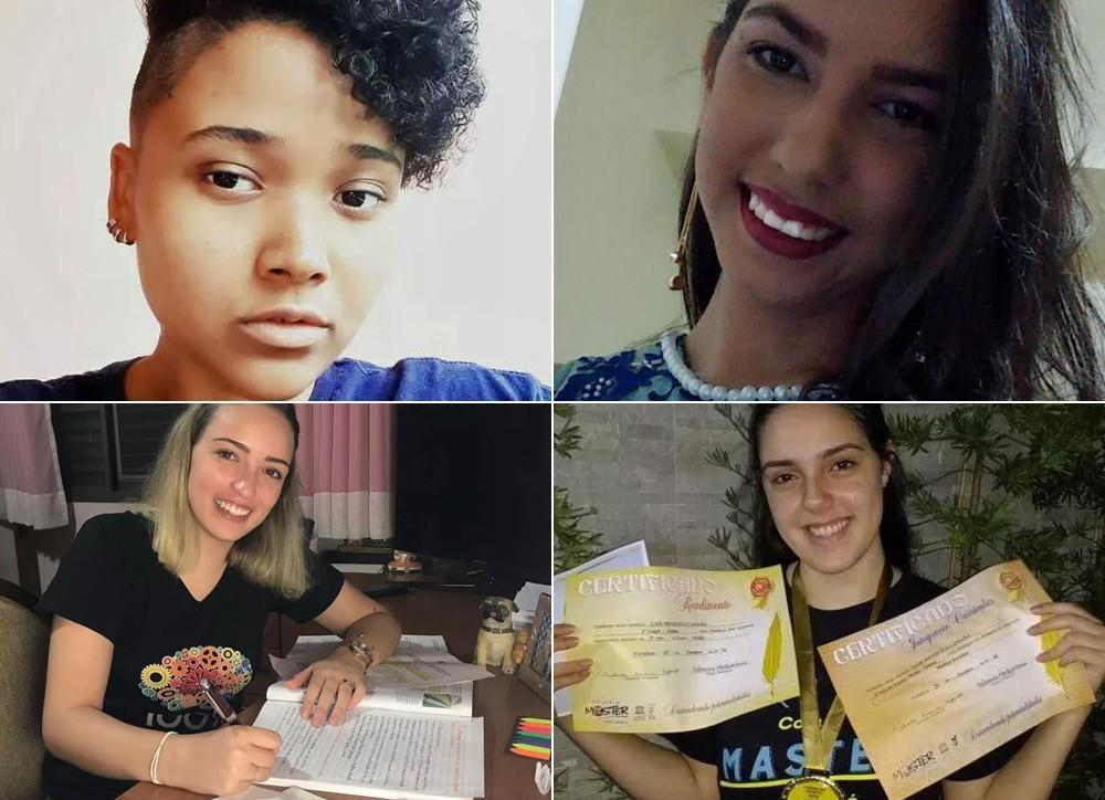 Das 55 redações com nota mil no Enem 2018, 42 foram escritas por mulheres