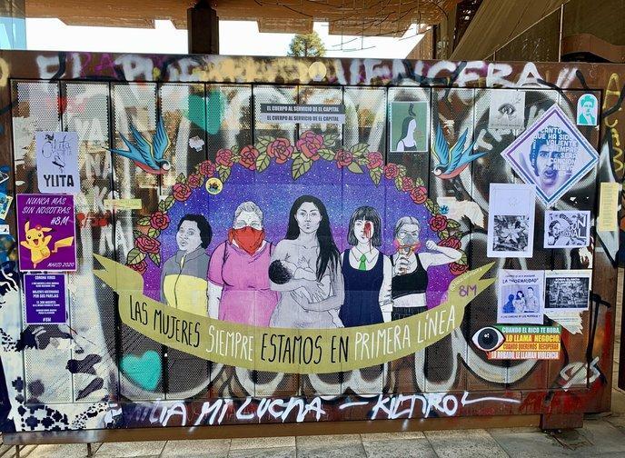 Chile : primeira Constituição construída de maneira igualitária