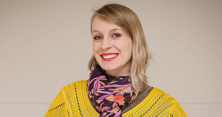 Uma mulher criativa e com olhar estratégico para os negócios