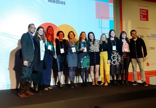 As melhores empresas para mulheres trabalharem no Brasil em 2019