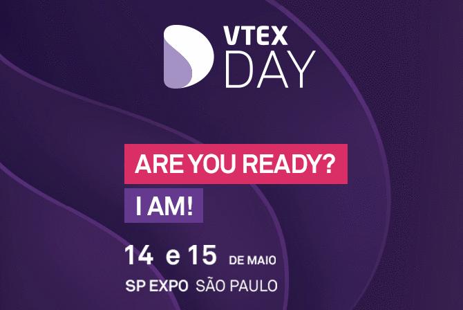 Maior evento de vendas multicanal da América Latina, VTEX DAY chega à 6ª edição e nós somos parceiros
