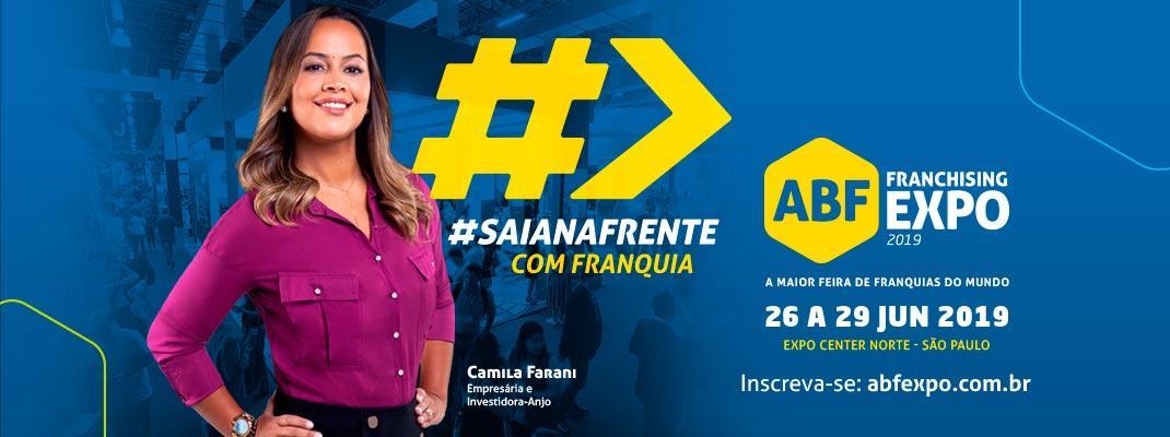 Saia na frente e abra seu próprio negócio com a 28ª ABF Franchising Expo, maior feira de franquias do mundo