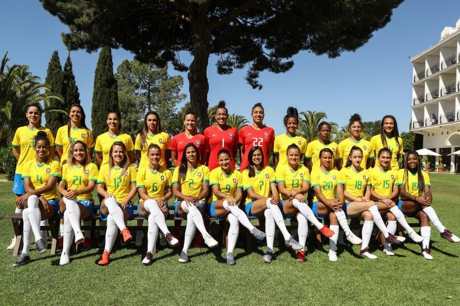 Seleção Brasileira Feminina de Futebol na Copa do Mundo 2019