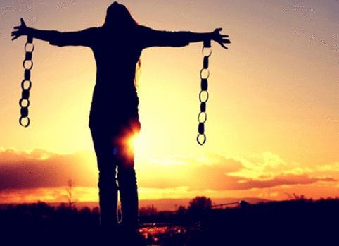 A liberdade mora ao lado da insatisfação