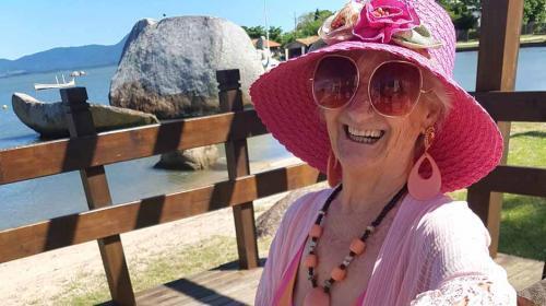 A dona de casa de 76 anos que virou influencer