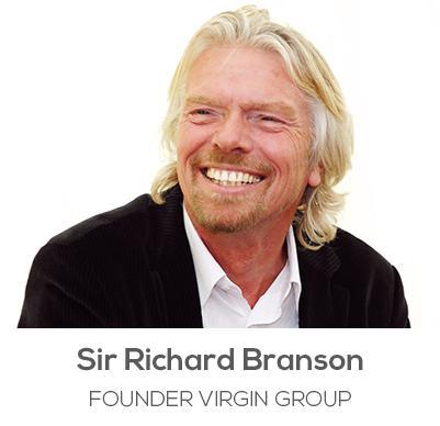 Fundador do Grupo Virgin, que contempla mais de 400 empresas, falará sobre as 10 decisões mais difíceis que já teve que tomar em suas companhias