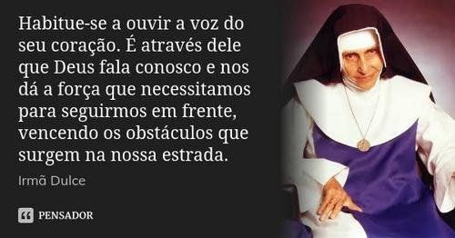 Irmã Dulce: uma empreendedora social