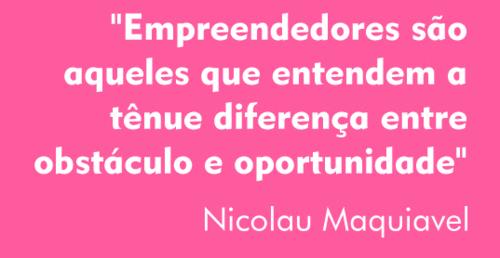 Hoje é dia do Empreendedor