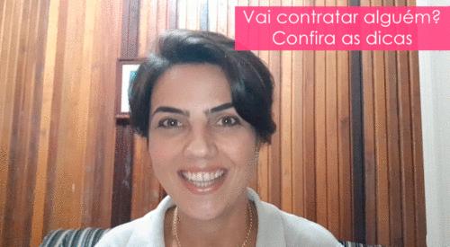 Vai contratar? Confira as dicas | Andressa Ramos dos Santos