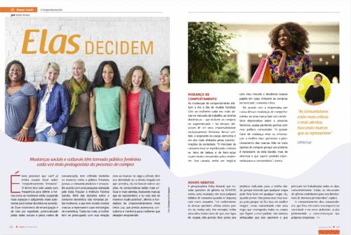 Elas decidem - Revista Assaí 32a. edição