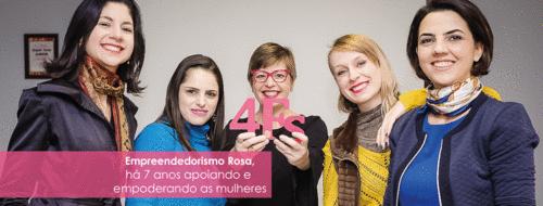 7 anos empreendendo através do empoderamento feminino