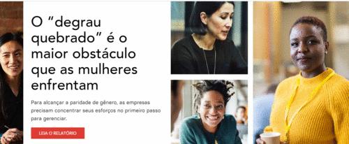 Mulheres, trabalho e a realidade