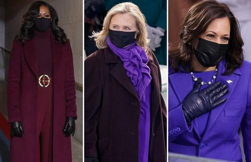 A cor de uma roupa não é apenas a cor de uma roupa. Kamala Harris sabe disso!