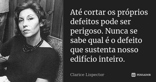 Clarice Lispector, uma mulher que nos inspira