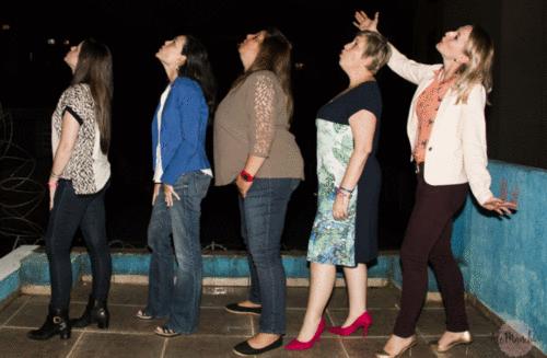 A louca e maravilhosa vida feminina