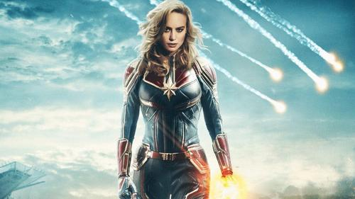 Cinco vezes em que a Capitã Marvel apertou a tecla f%#@-se